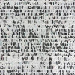 Tissu Barre noir et blanc x10cm