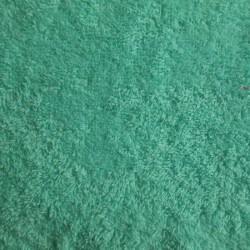 Tissu éponge Menthe x10cm