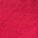 Tissu éponge Rouge x10cm