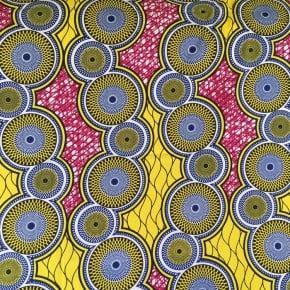 Tissu Wax Yasmin x 10cm
