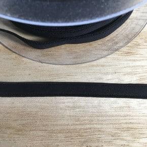 Elastique Lingerie 8mm Noir x1m