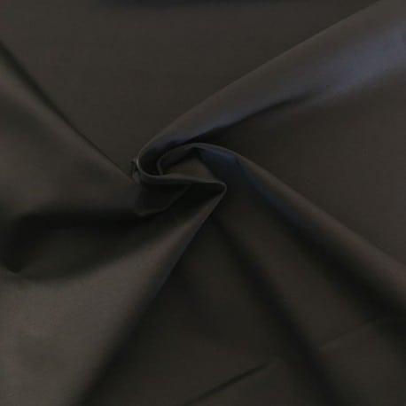 Tissu Chino Noir x10cm