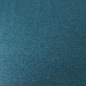 Jersey Recyclé Oeko Tex Bleu pétrole chiné x10cm