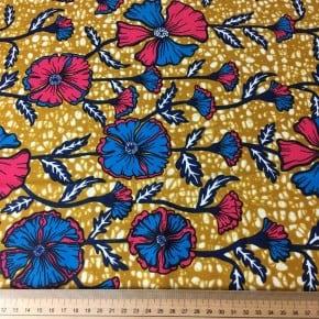 Tissu Wax Diani x 10cm