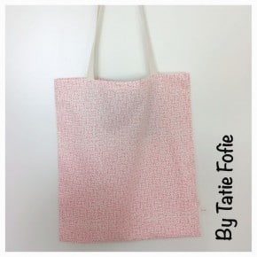 Tote bag GraphiK