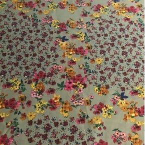 Tissu Peau de Pêche Beige x10cm