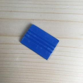 Craie de tailleur bleue
