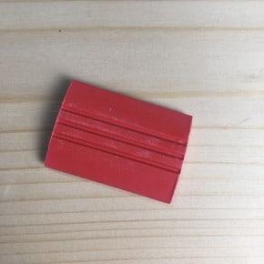 Craie de tailleur Rouge