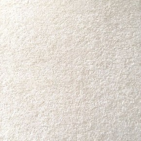 Tissu éponge bio écru x10cm