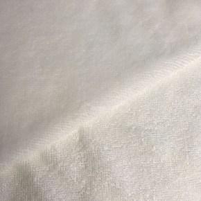 Micro éponge de bambou Blanc x10cm