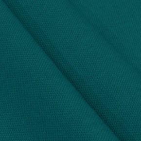Tissu Canvas Uni Pétrole x10cm