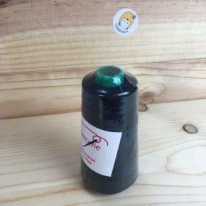 Cone Fil à coudre polyester Noir 2500m