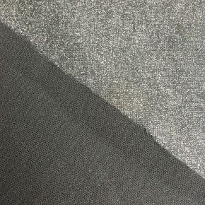 Toile thermocollante Noire x10cm