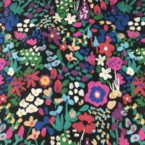 Tissu Batiste de coton Blush Blooms  x10cm