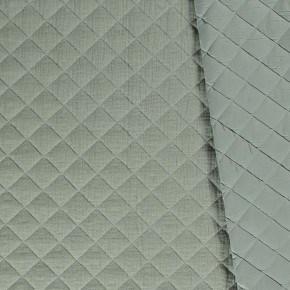 Tissu Double Gaze Matelassé Mint x 10cm