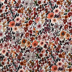 Double Gaze Bio Poppy Fleurs x 10cm