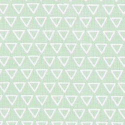 Tissu Nasua Vert d'eau x 10cm