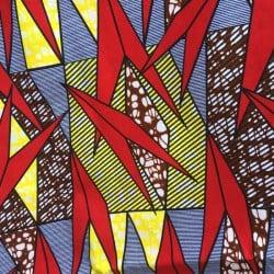 Tissu Wax Naïrobo
